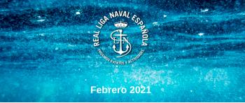 Actividades Real Liga Naval - Febrero 2021