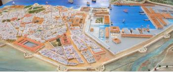 Jorge Juan y los arsenales (1).  Los diques en Cartagena, diseño y construcción