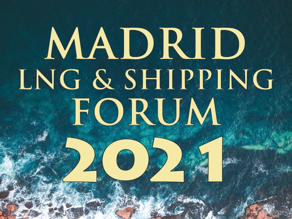 Madrid LNG & Shipping Forum 2021
